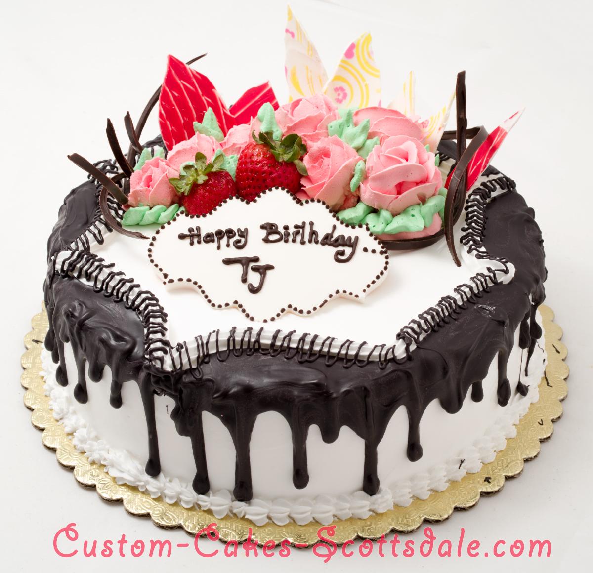 Birthday Cakes Scottsdale Az